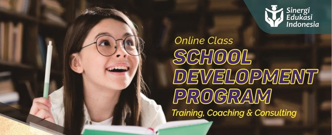 SCHOOL DEVELOPMENT PROGRAM Online Training, Coaching & Consulting