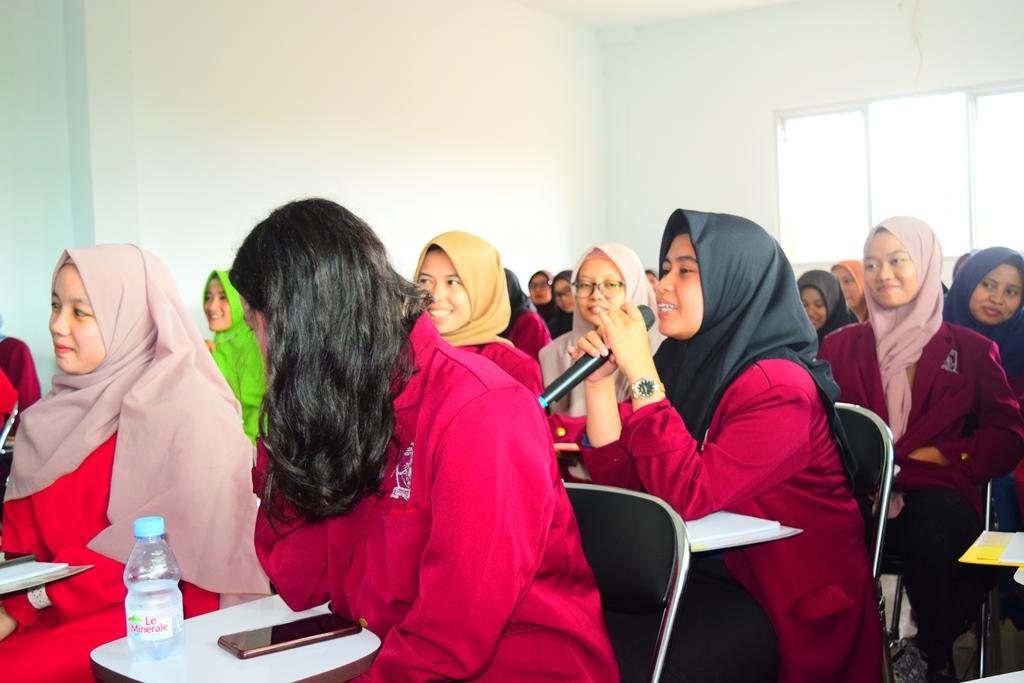 Training Visi Hidup Terbaik untuk Mahasiswa PGSD Universitas Nusa Putra
